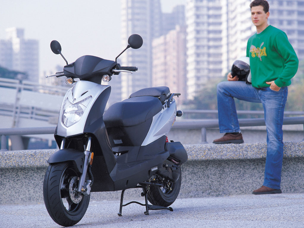 Kymco Agility 125 Sport 2010 wallpapers #138874