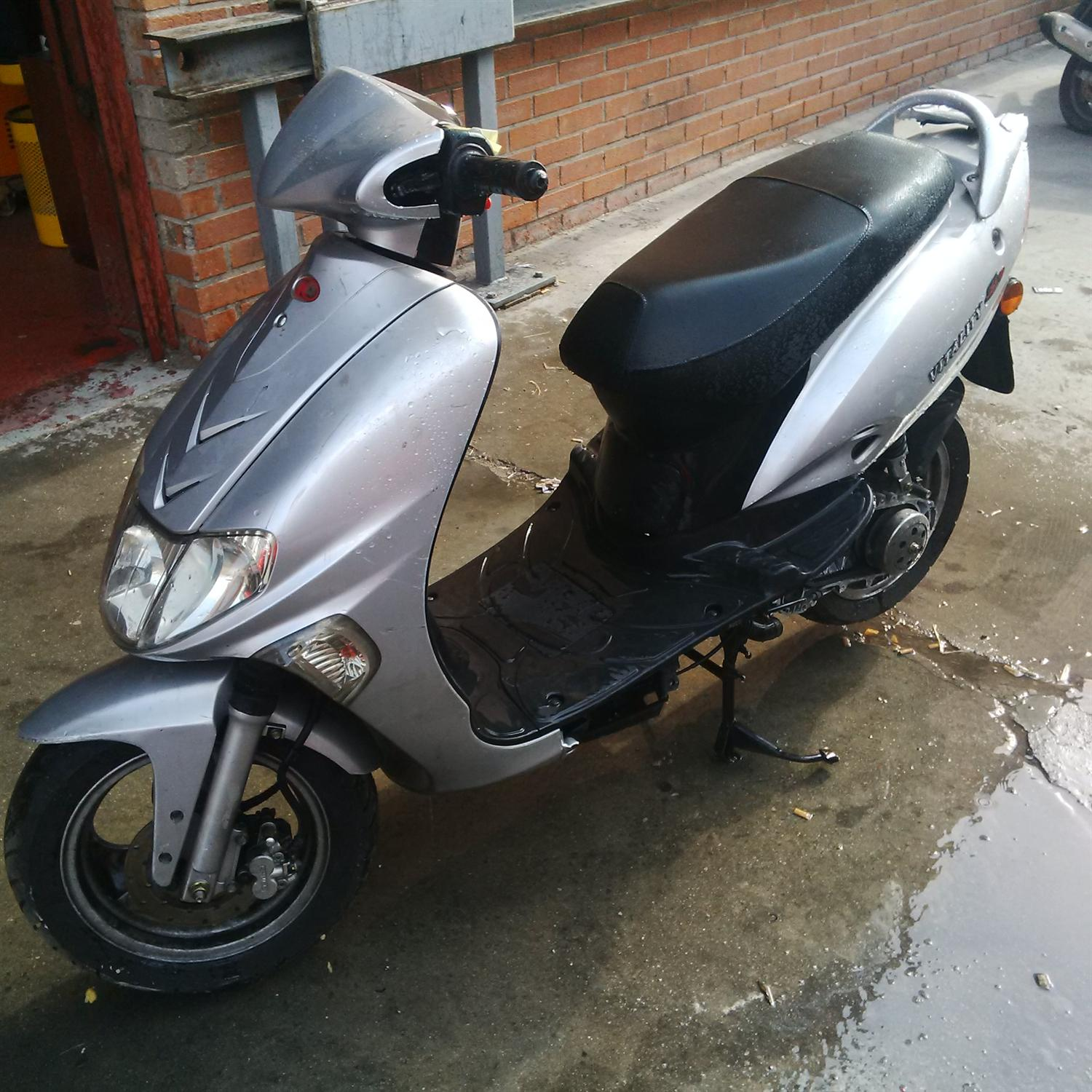 Kymco Agility 50 2006 images #101925