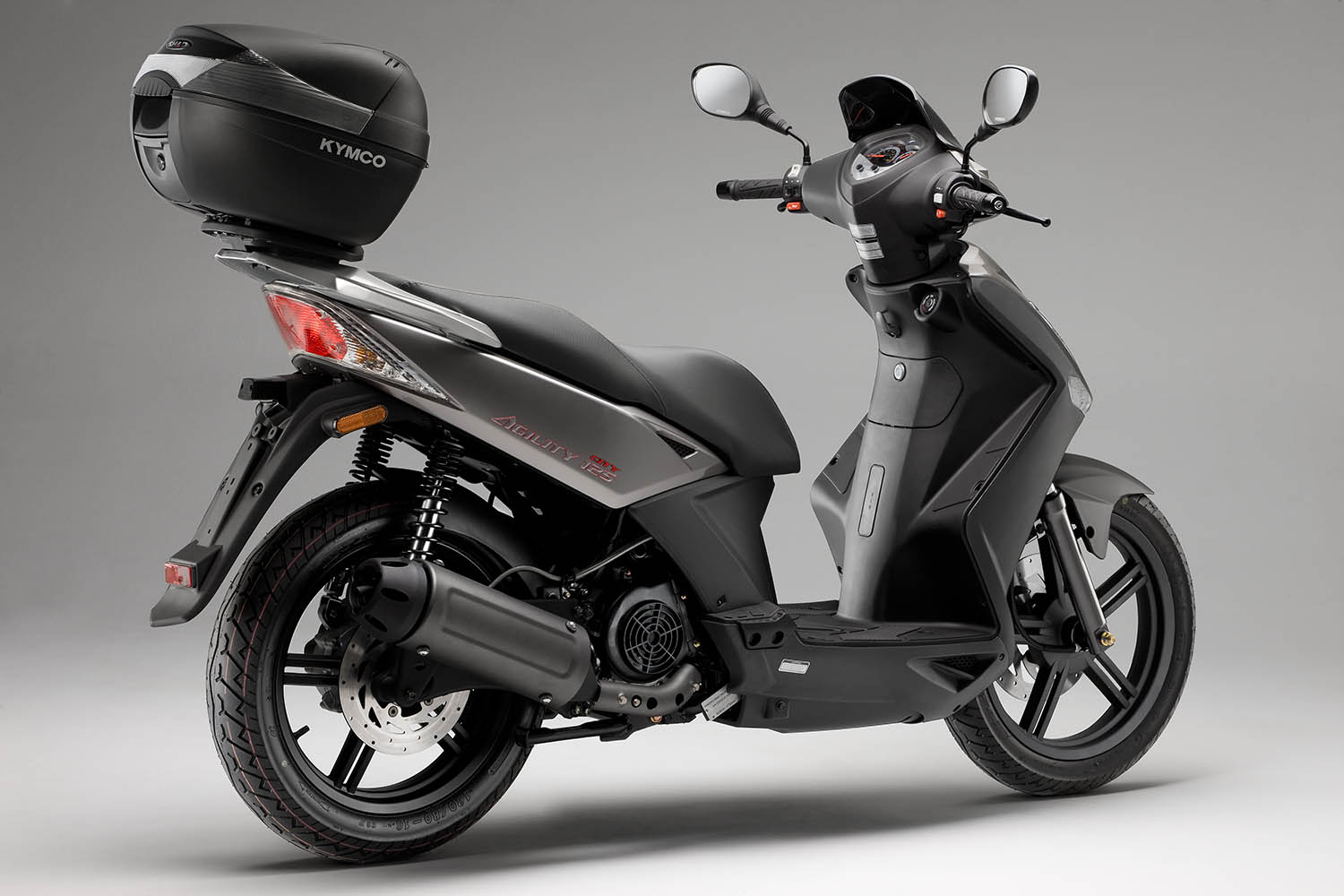 Kymco Agility City 125 images #101830