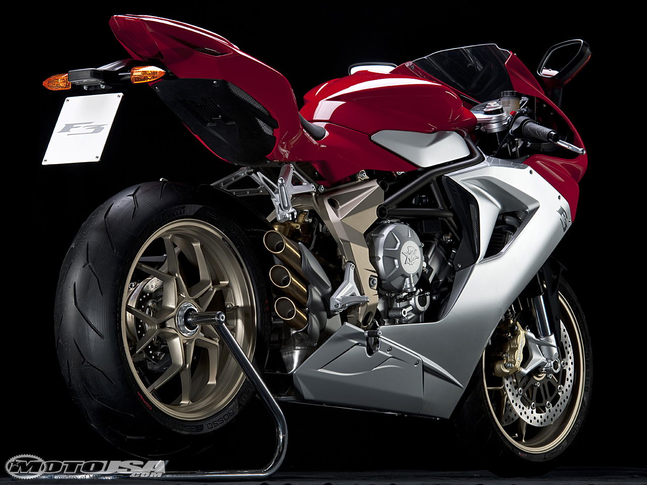 MV Agusta F3 2011 wallpapers #139967
