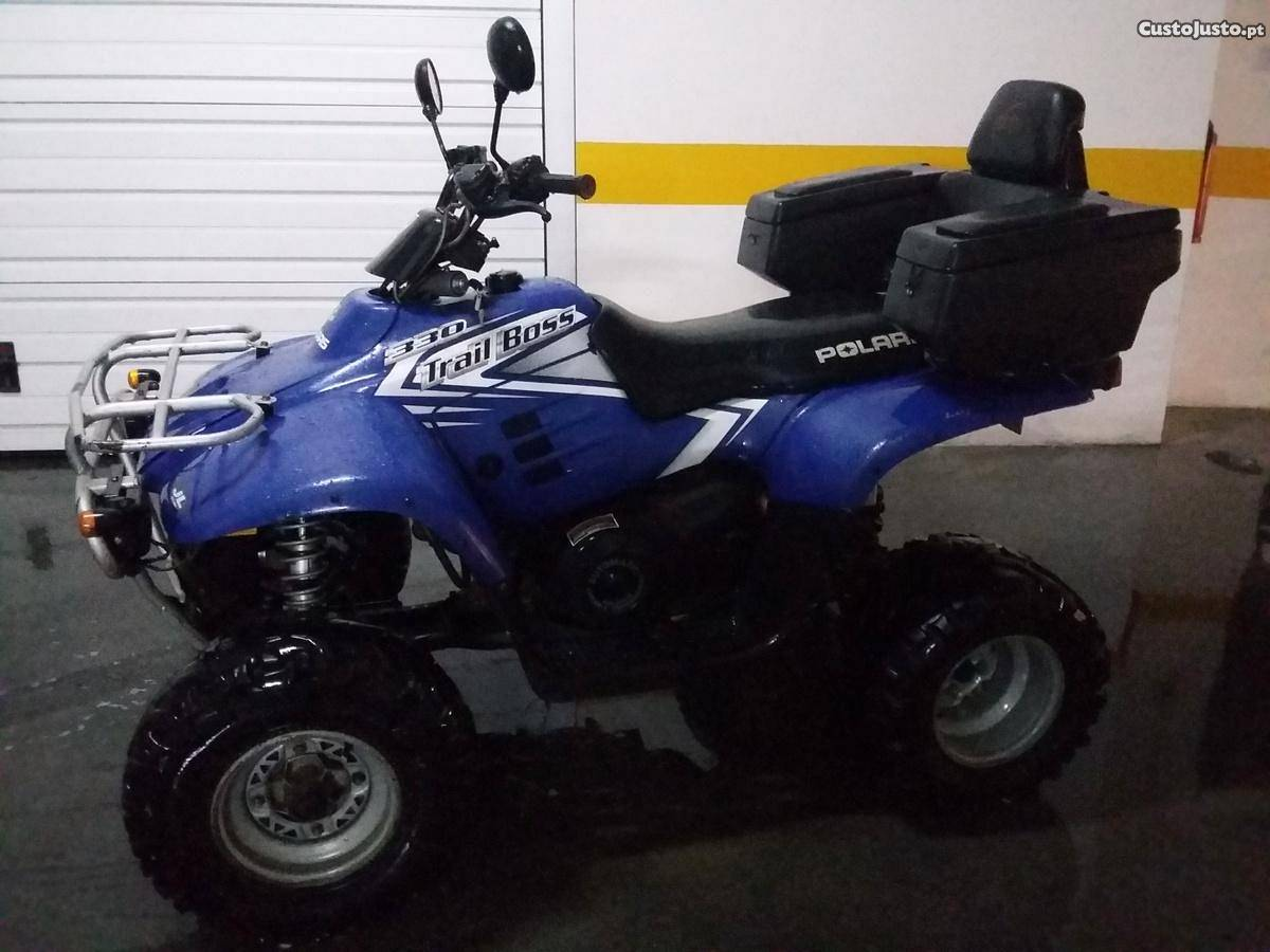 Polaris Trail Boss 330 2006 images #169520