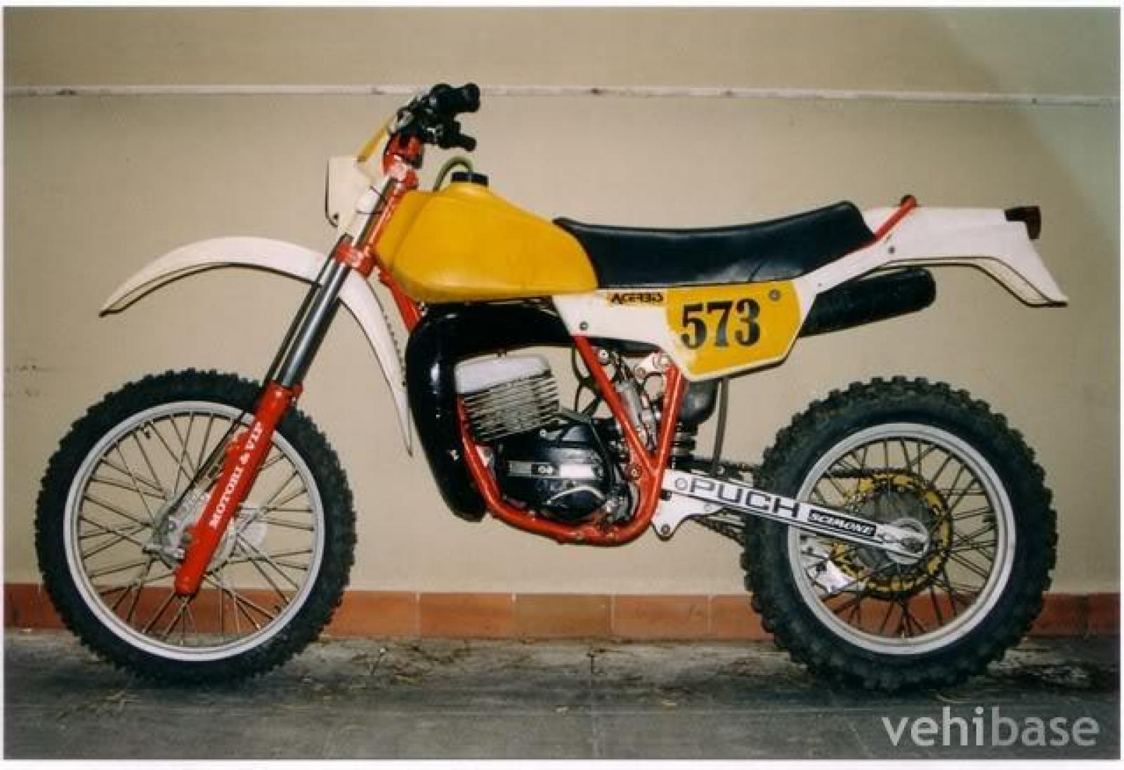 Puch GS 125 HF 1987 images #169915