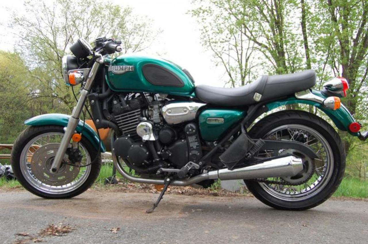 Triumph Legend TT 1999 images #159305