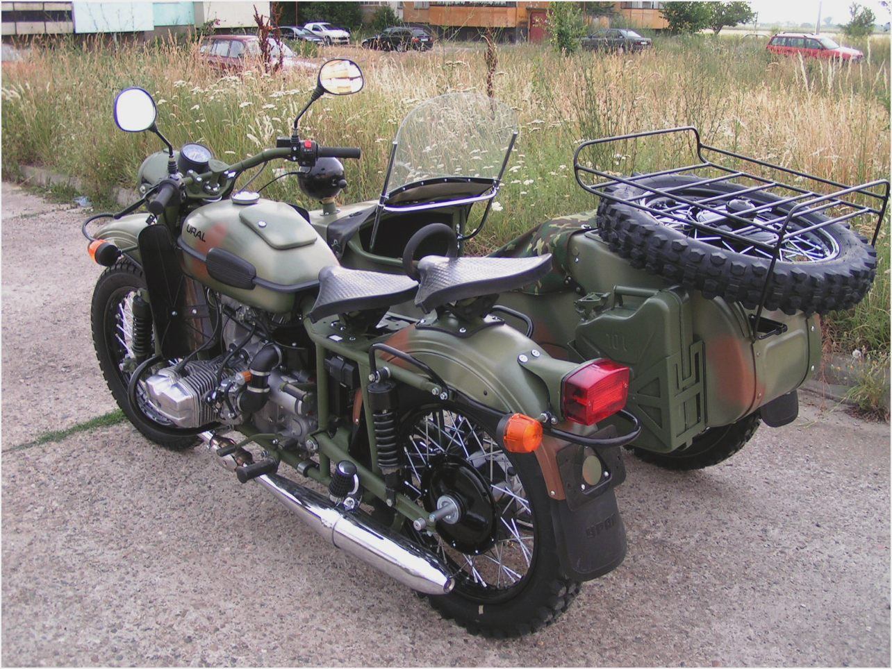 Ural Gear Up Outfit images #127667