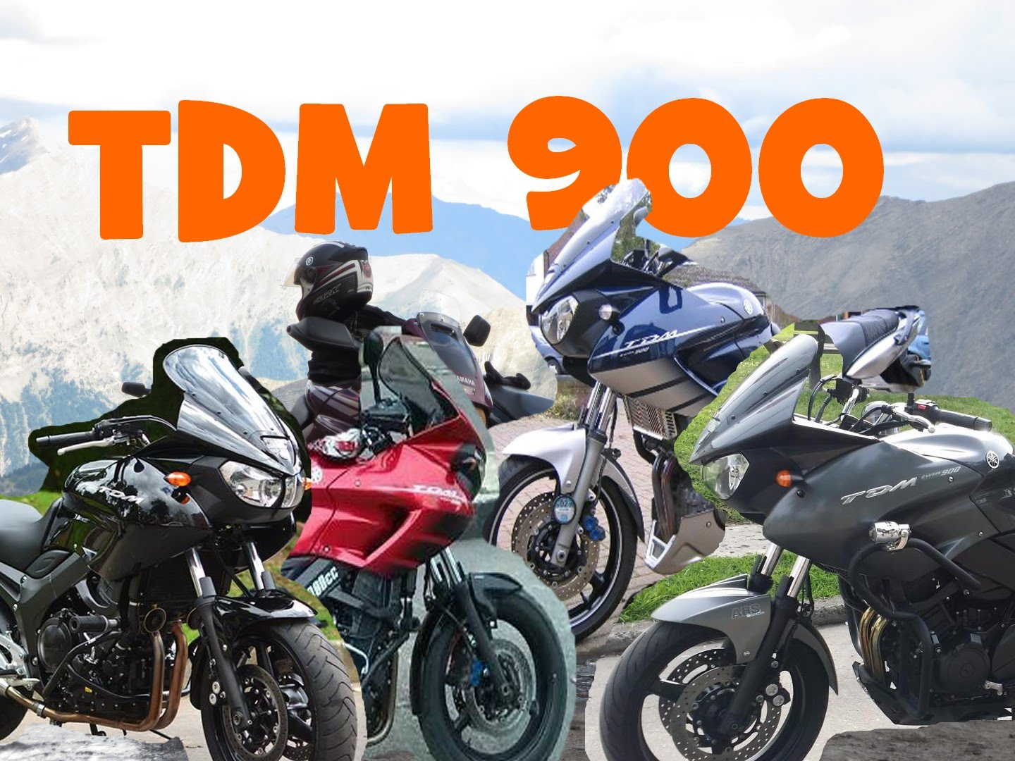 Yamaha TDM 900 (P) 2008 wallpapers #136586