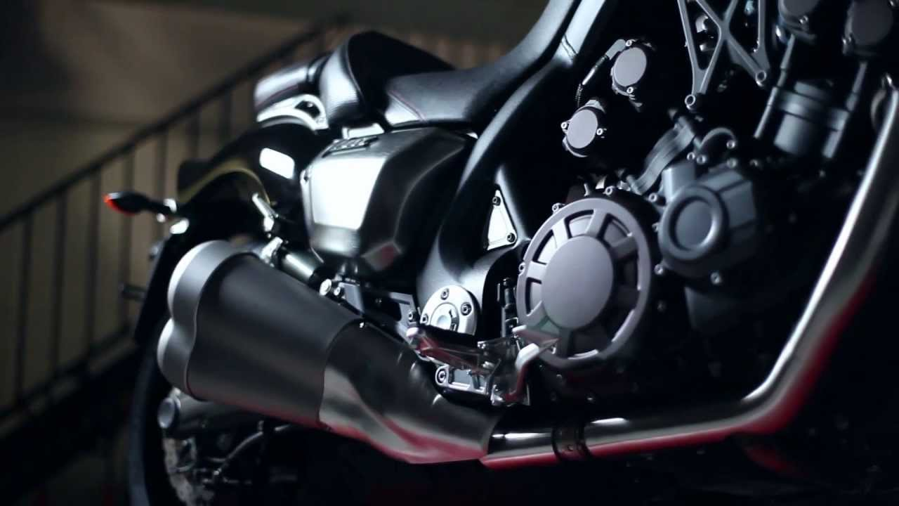 Yamaha VMAX Hyper Modified Marcus Walz images #92114