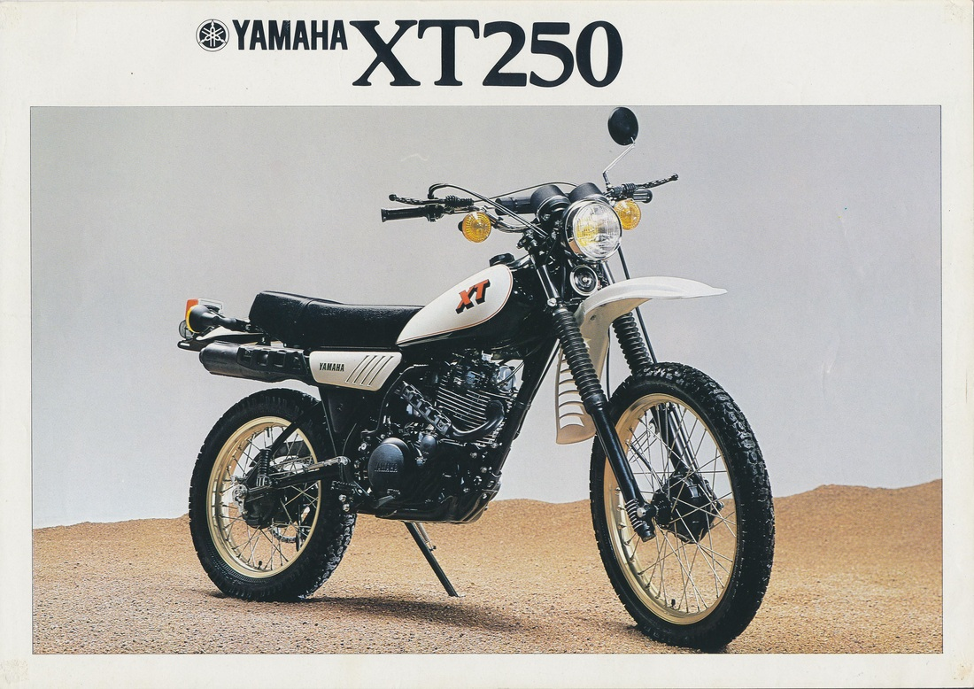 Yamaha Xt 250 Pics Specs And List Of Seriess By Year