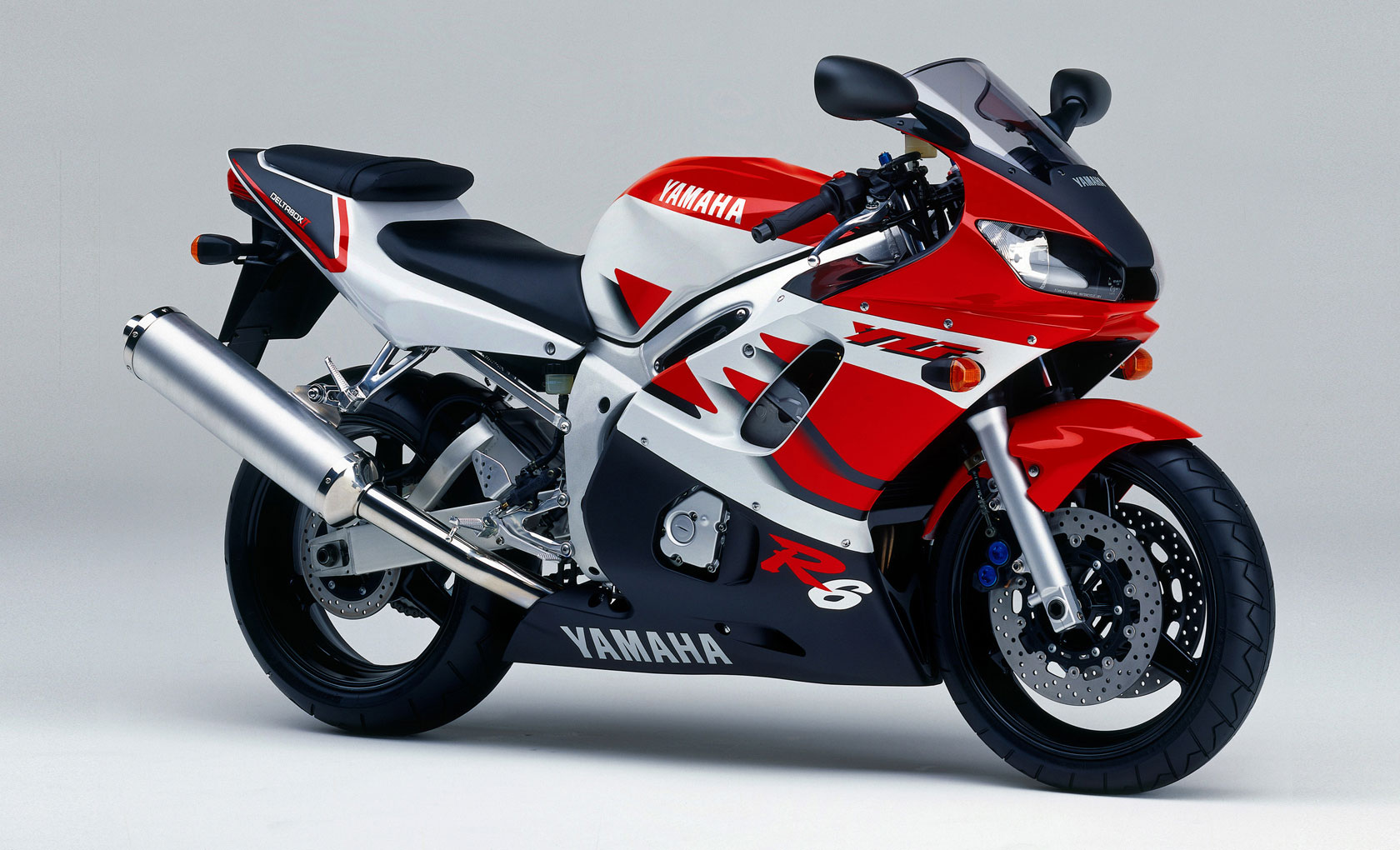 Yamaha YZF-R6 2003 wallpapers #135999