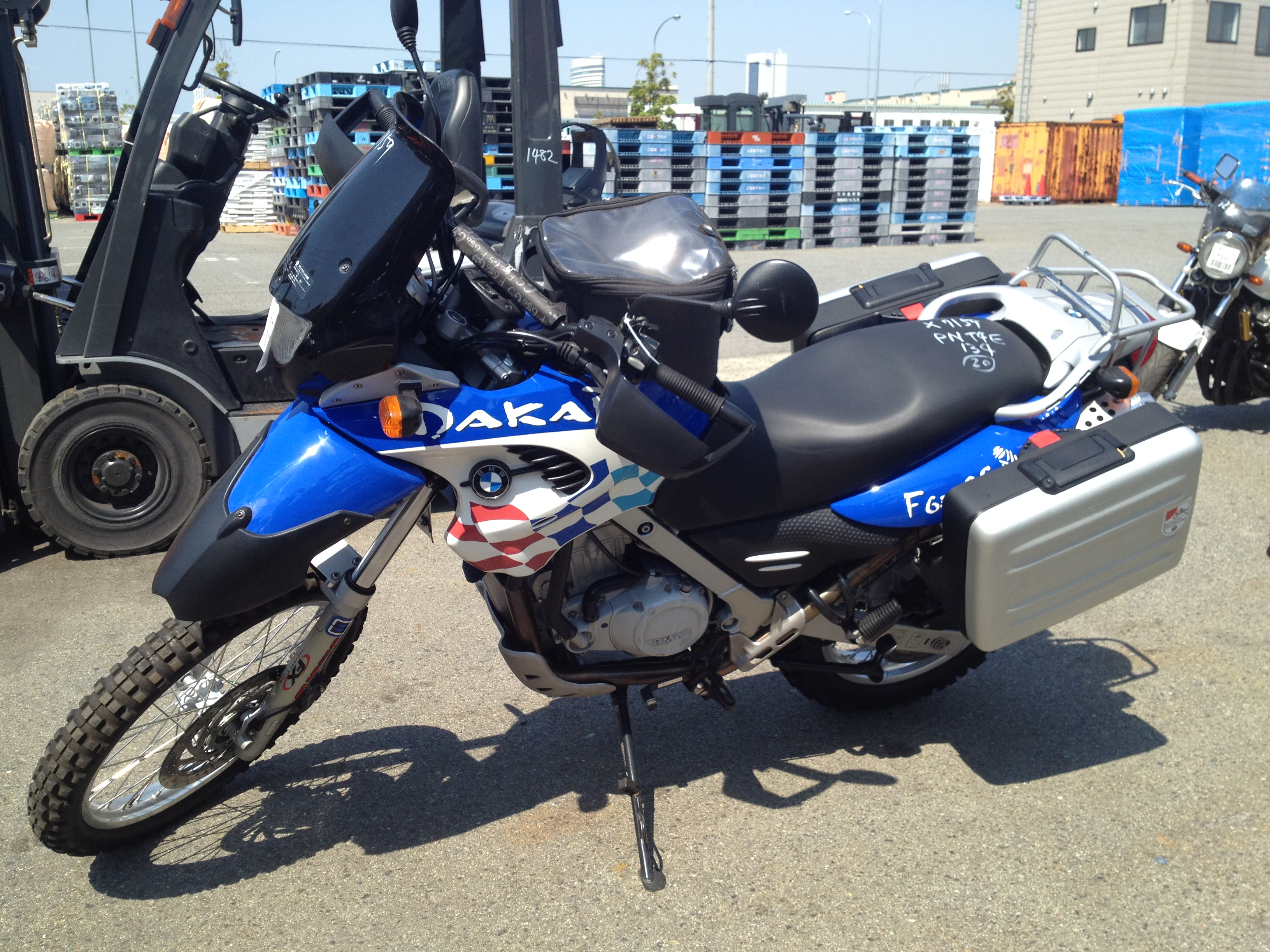 2000 bmw f650gs pics specs and information. Black Bedroom Furniture Sets. Home Design Ideas