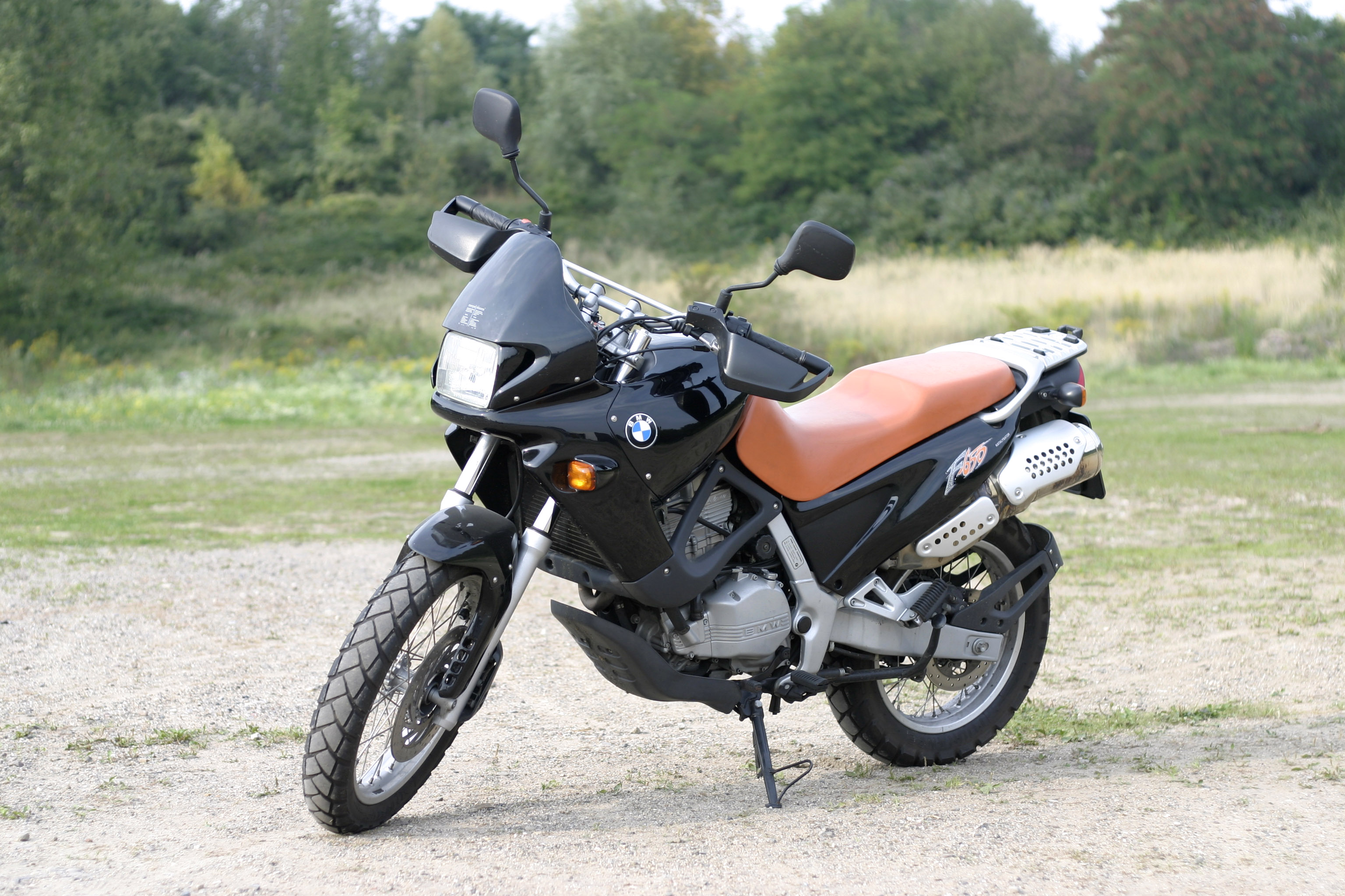 BMW F650GS 2006 images #9818