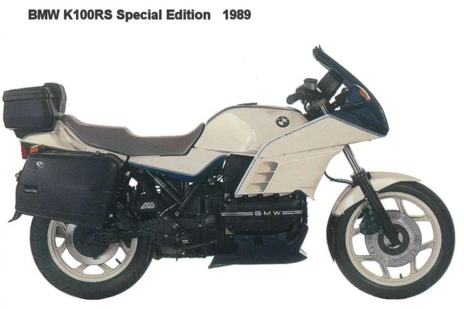 BMW K100RS images #4776