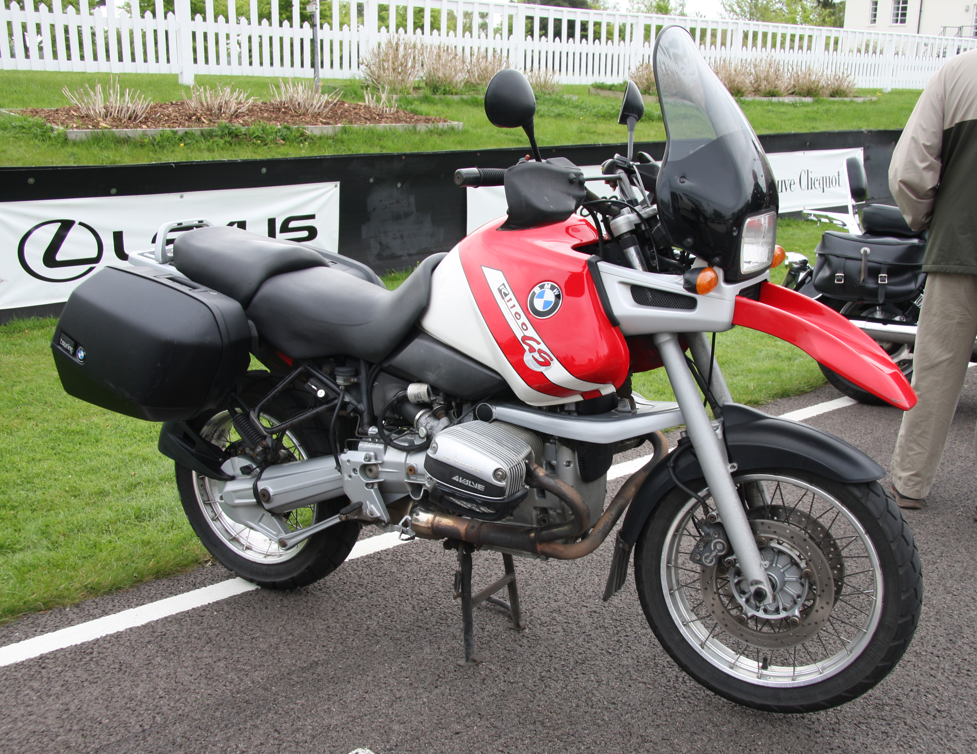 BMW R1100RS 1996 images #9918