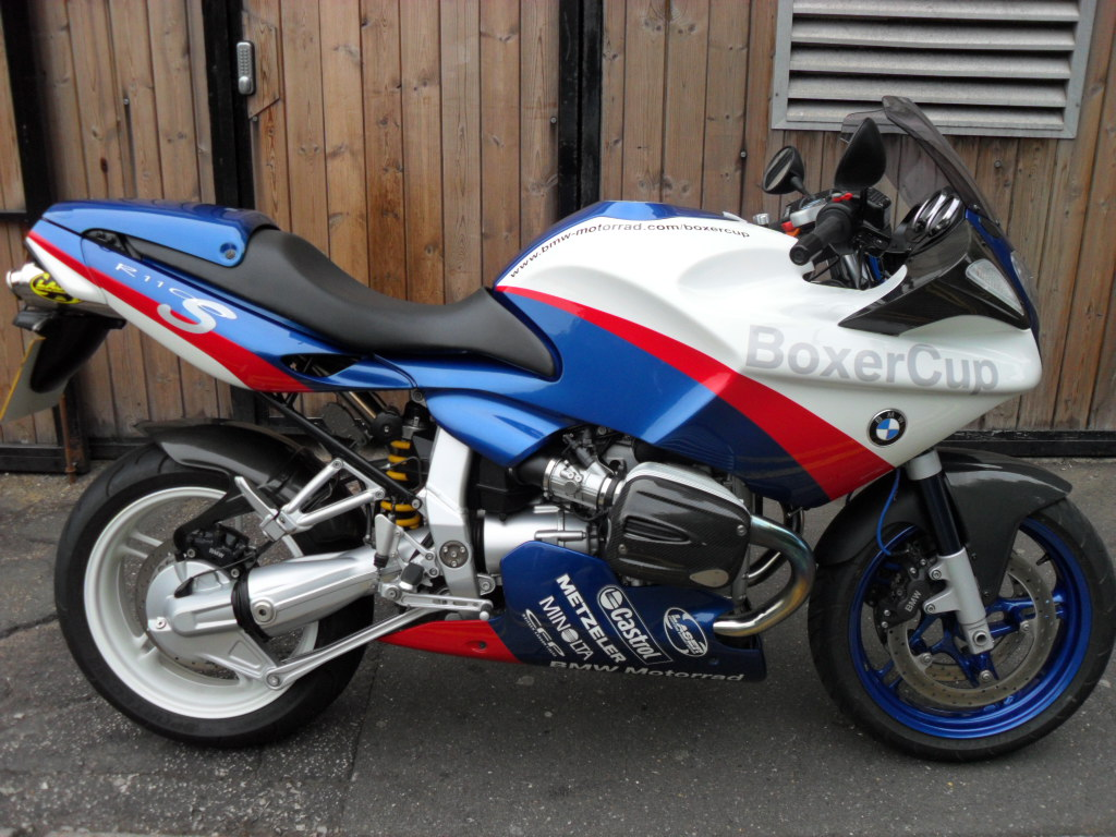 BMW R1100S BoxerCup Replika images #12999