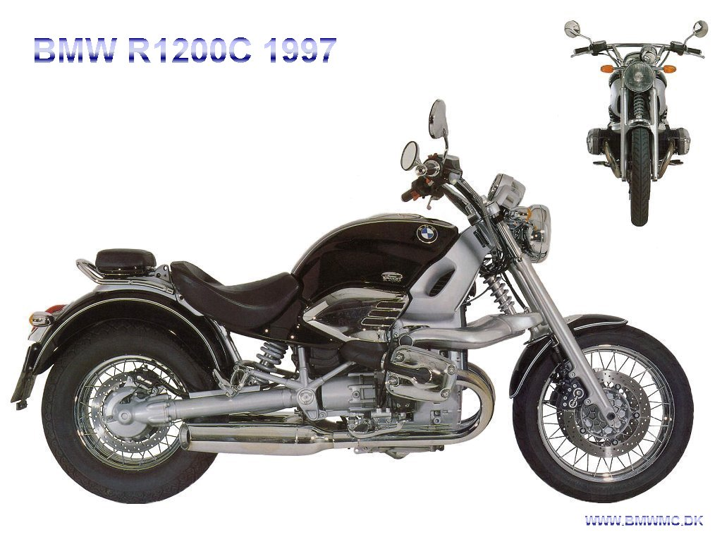BMW R1200C Classic 1996 wallpapers #133521