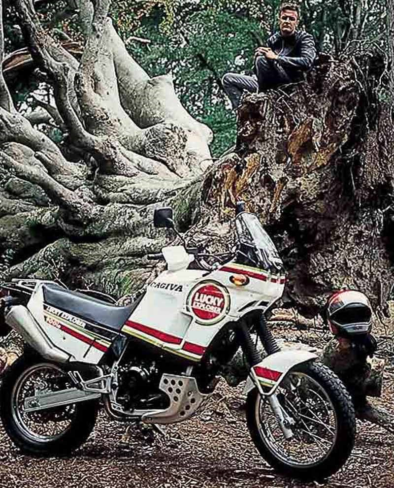 Cagiva Elefant 900 IE Lucky Strike images #69032
