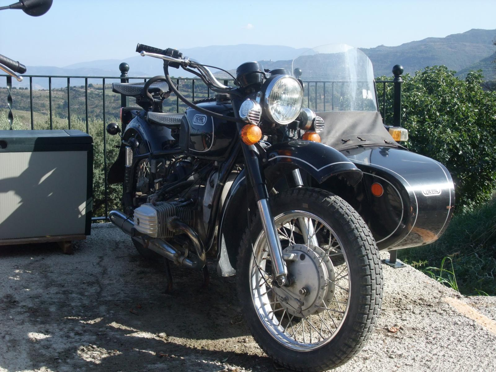 Dnepr MT 11 with sidecar 1988 wallpapers #137681
