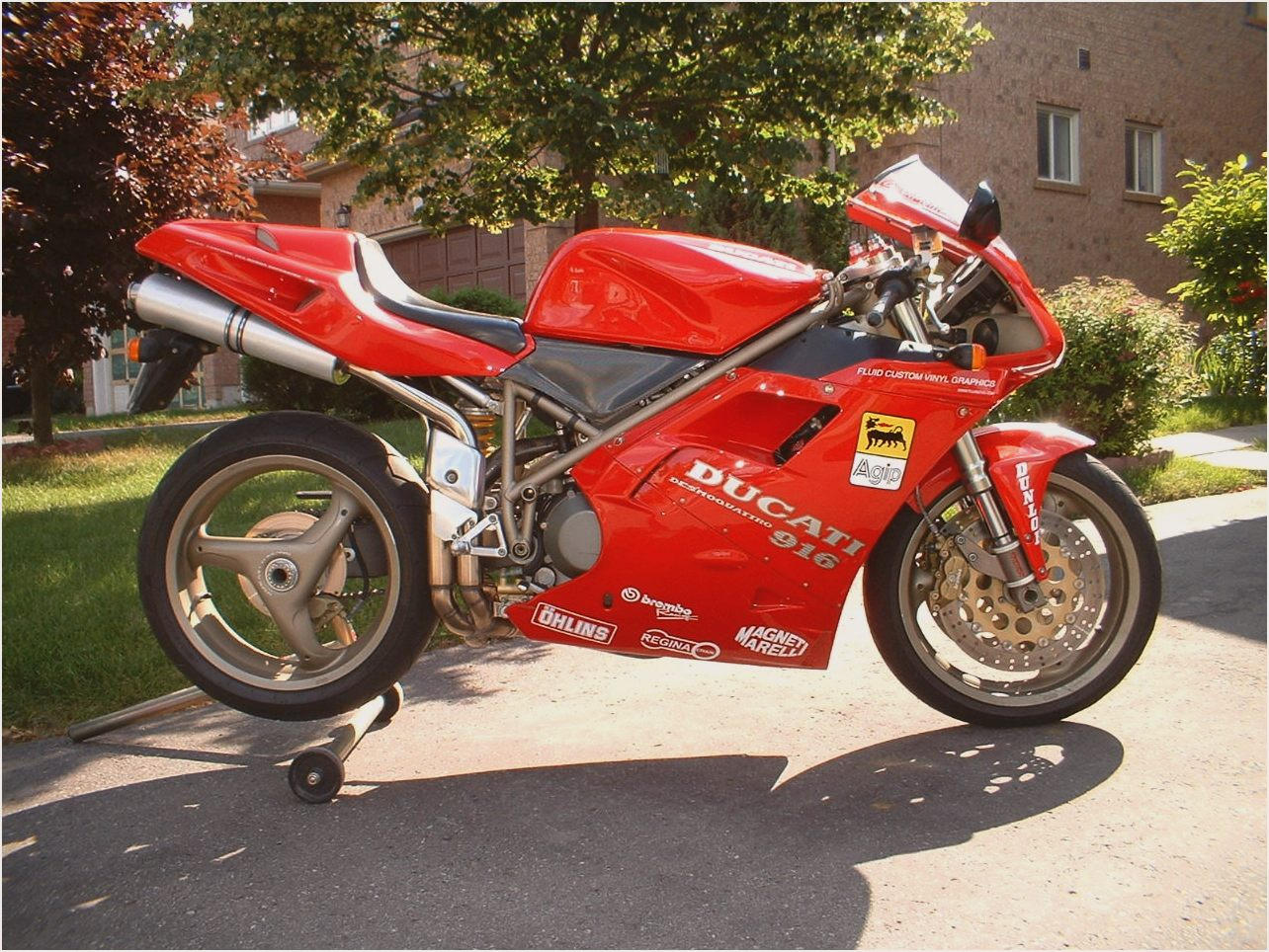 Ducati 998 2004 wallpapers #12006
