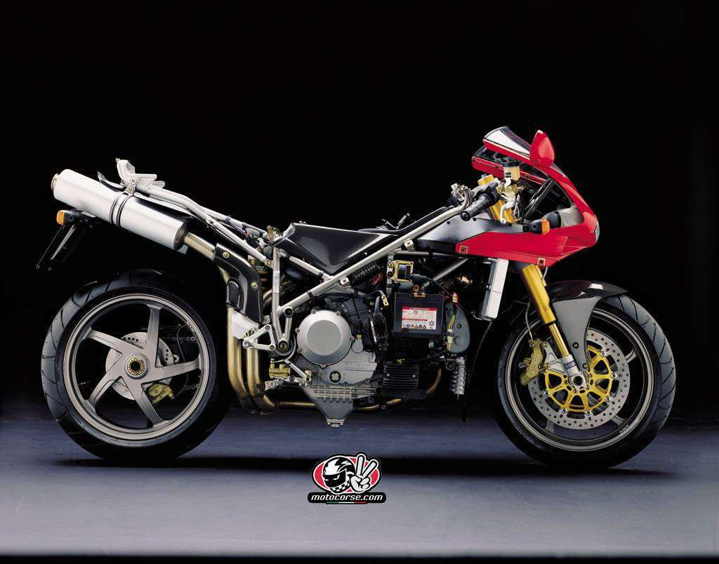 Ducati 998 R 2002 wallpapers #11807