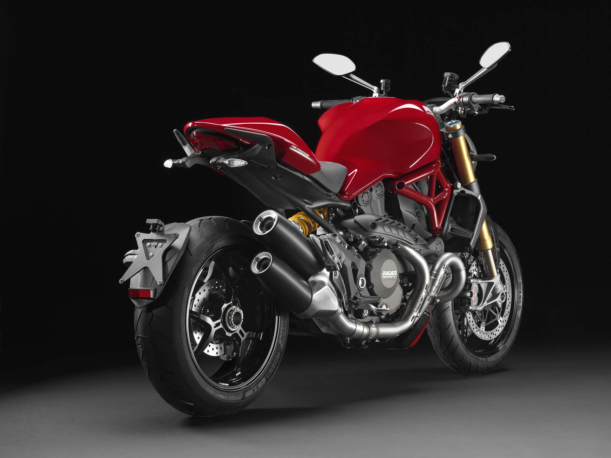 Ducati Monster 1200 2015 wallpapers #134115