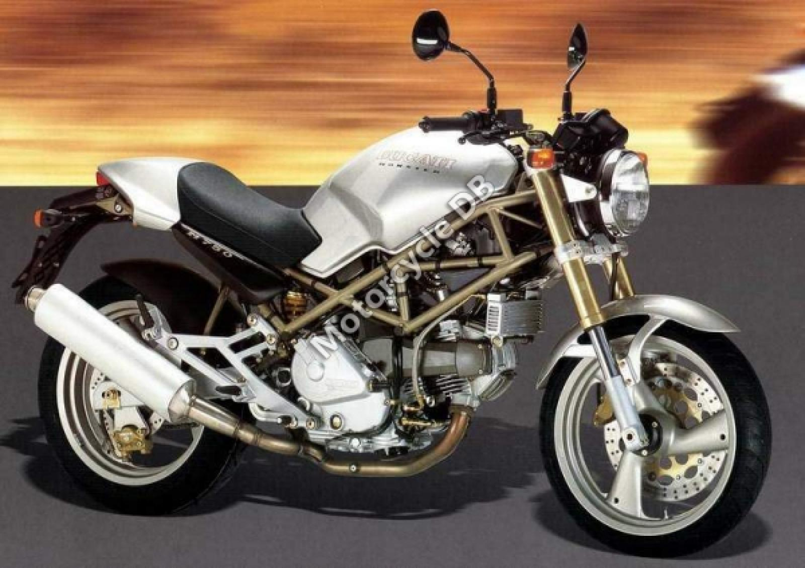 Ducati Monster 750 2000 wallpapers #10915