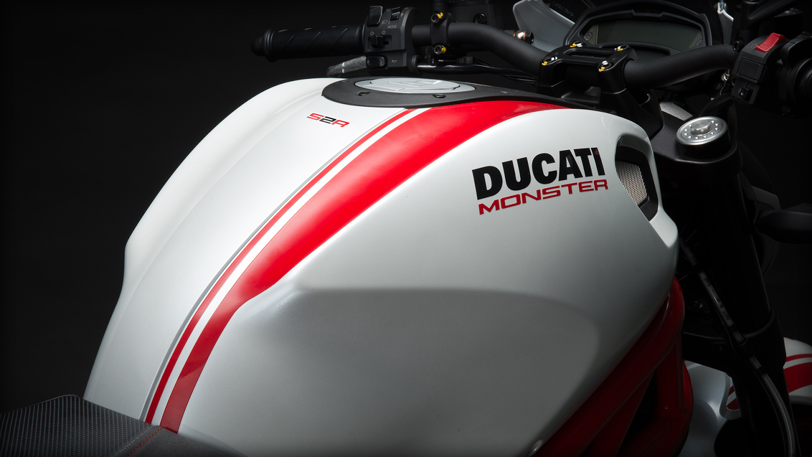 Ducati Monster 796 Corse Stripe 2015 images #146217