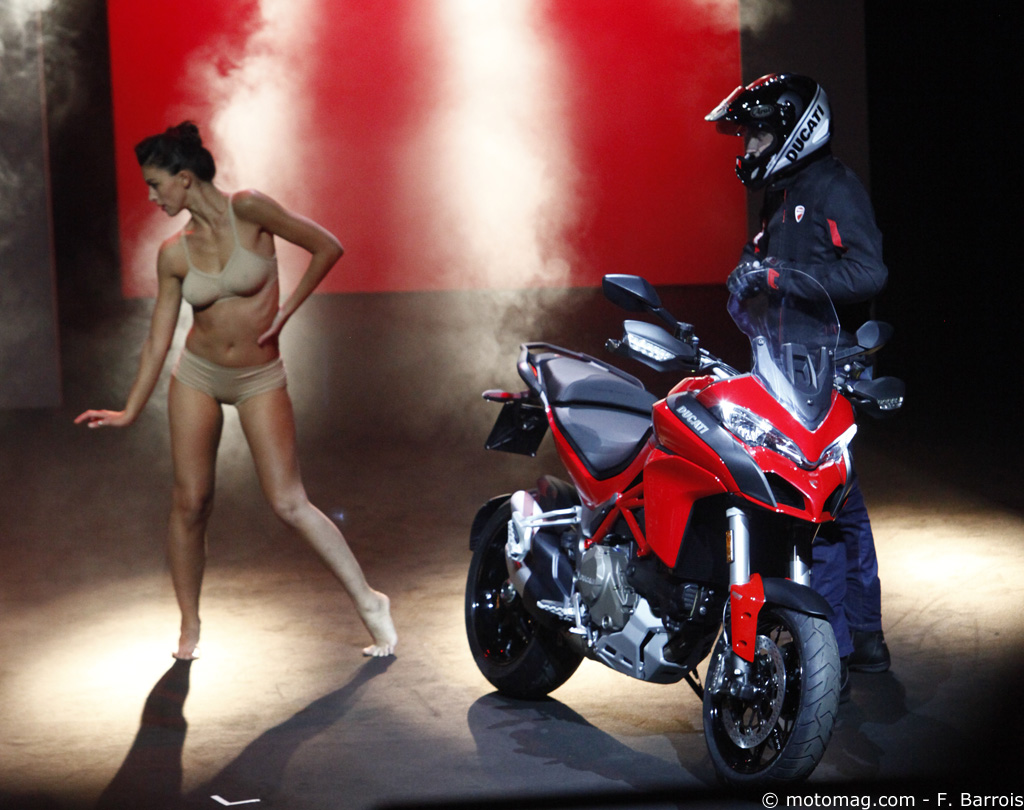 Ducati Multistrada 1200 2015 wallpapers #13199