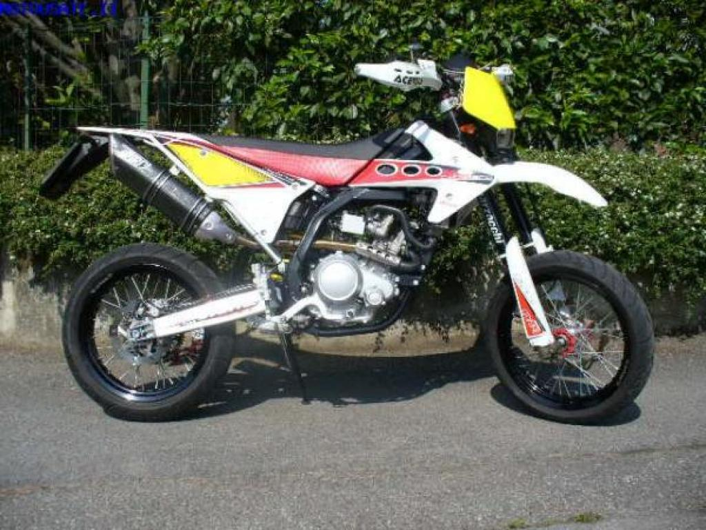 Fantic Caballero Supersei Motard 50 images #71198