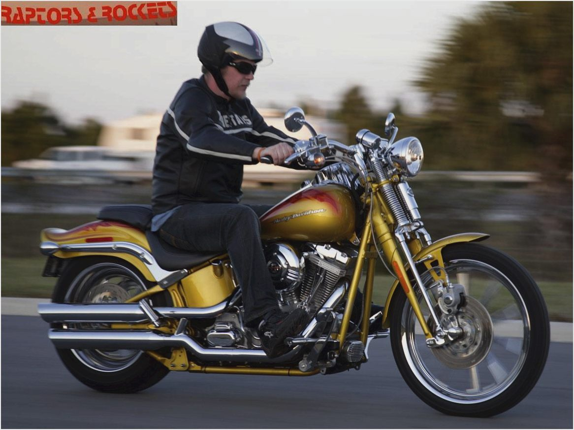 Harley-Davidson FXSTS Springer Softail images #81103