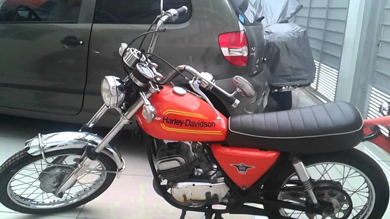 Back Download Harley-Davidson SX 175 picture # 14, size 1280x720 Next
