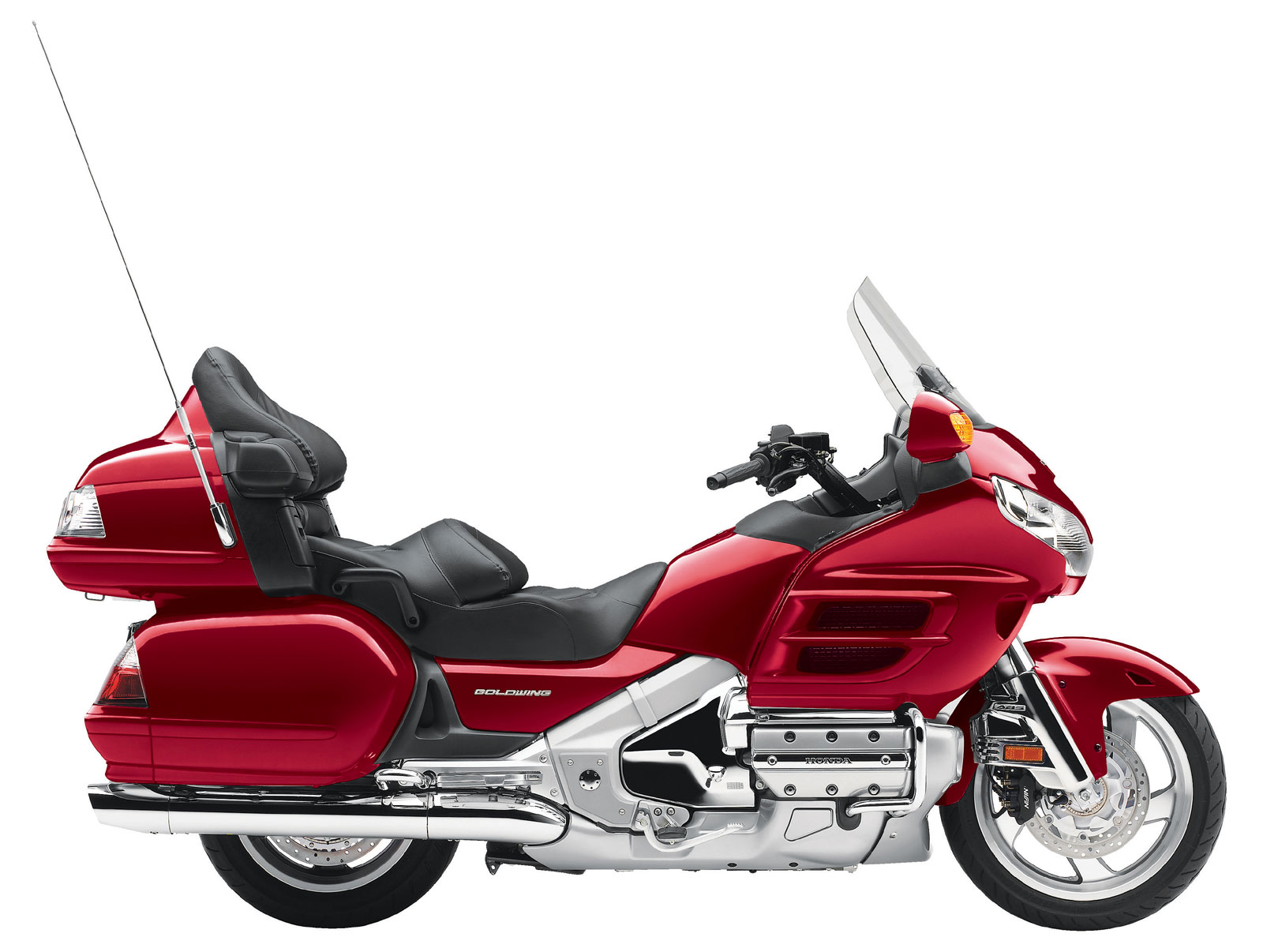 Honda GL 1800 Gold Wing 2012 wallpapers #142243
