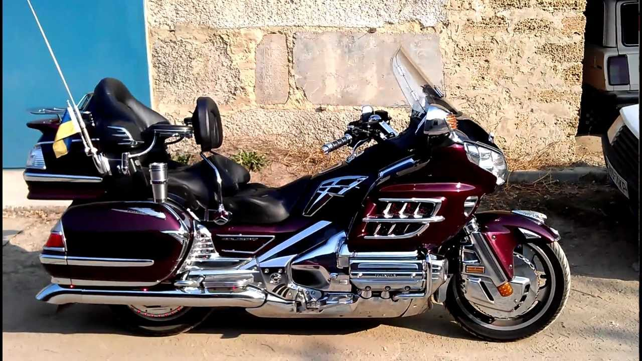 Honda GL 1800 Gold Wing images #83183