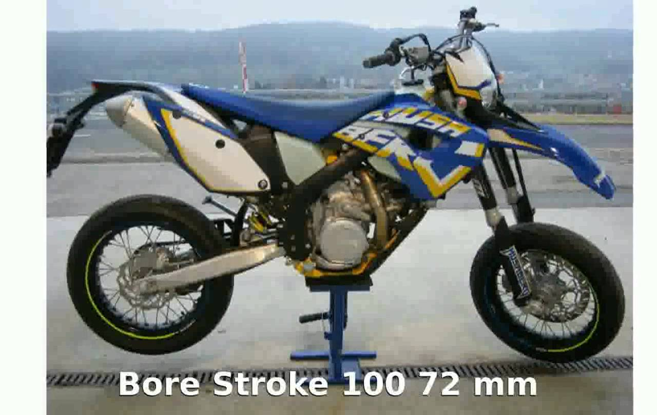 Husaberg FS 570 Supermoto 2010 wallpapers #160693