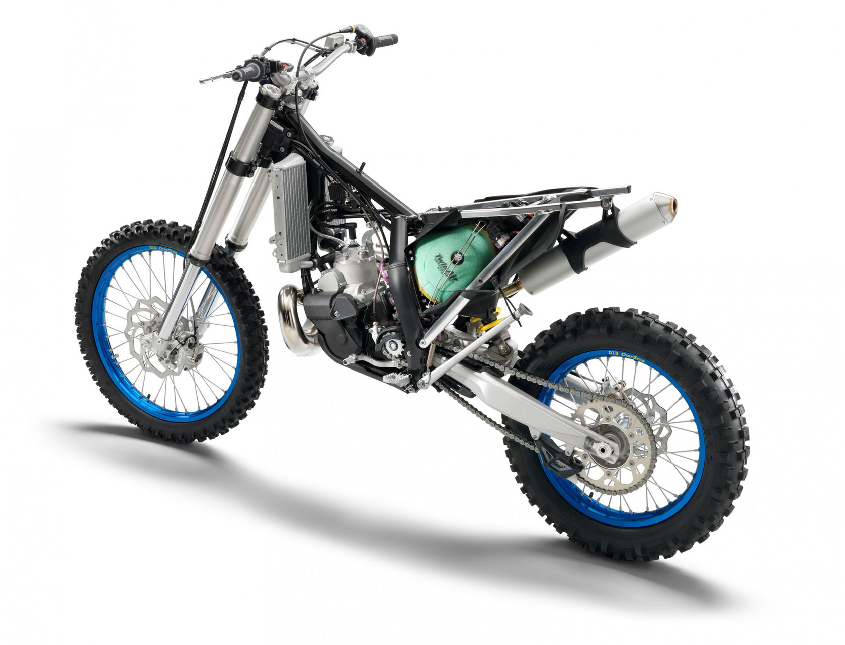 Husaberg TE 250 wallpapers #160792