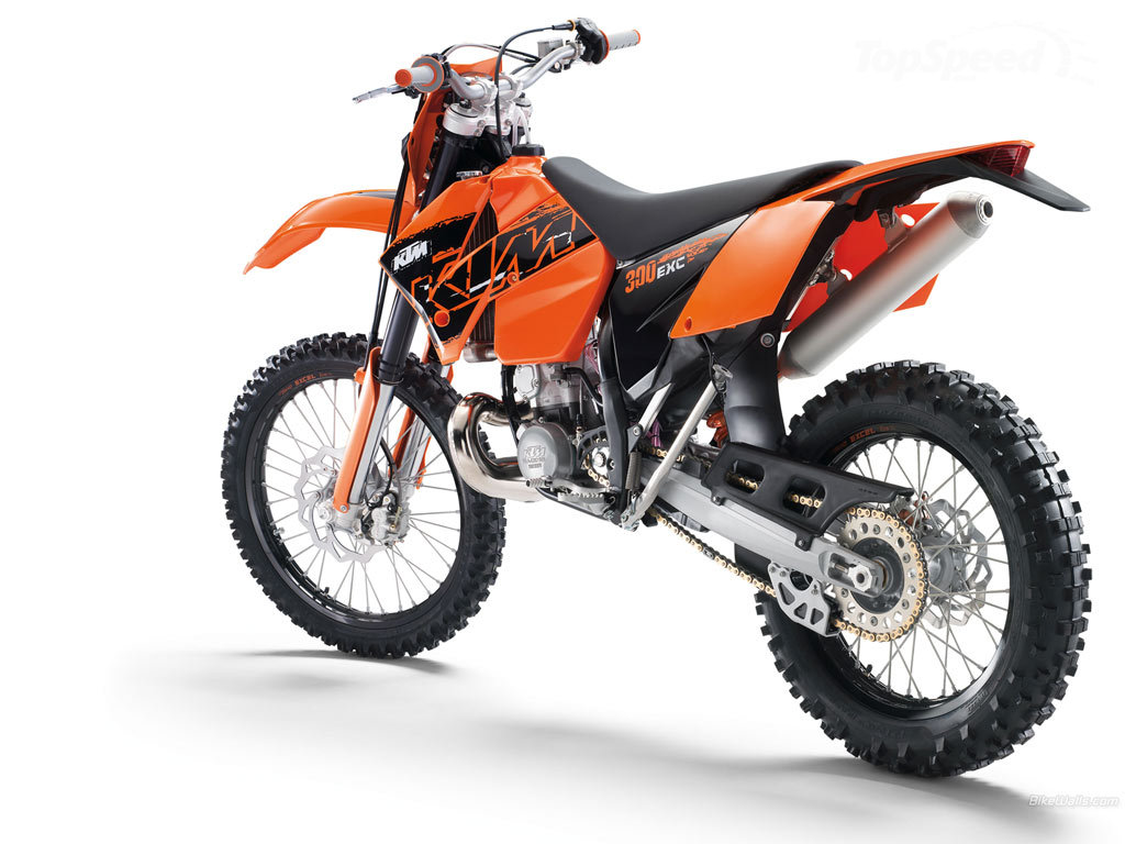 KTM 300 MXC 2005 images #86456