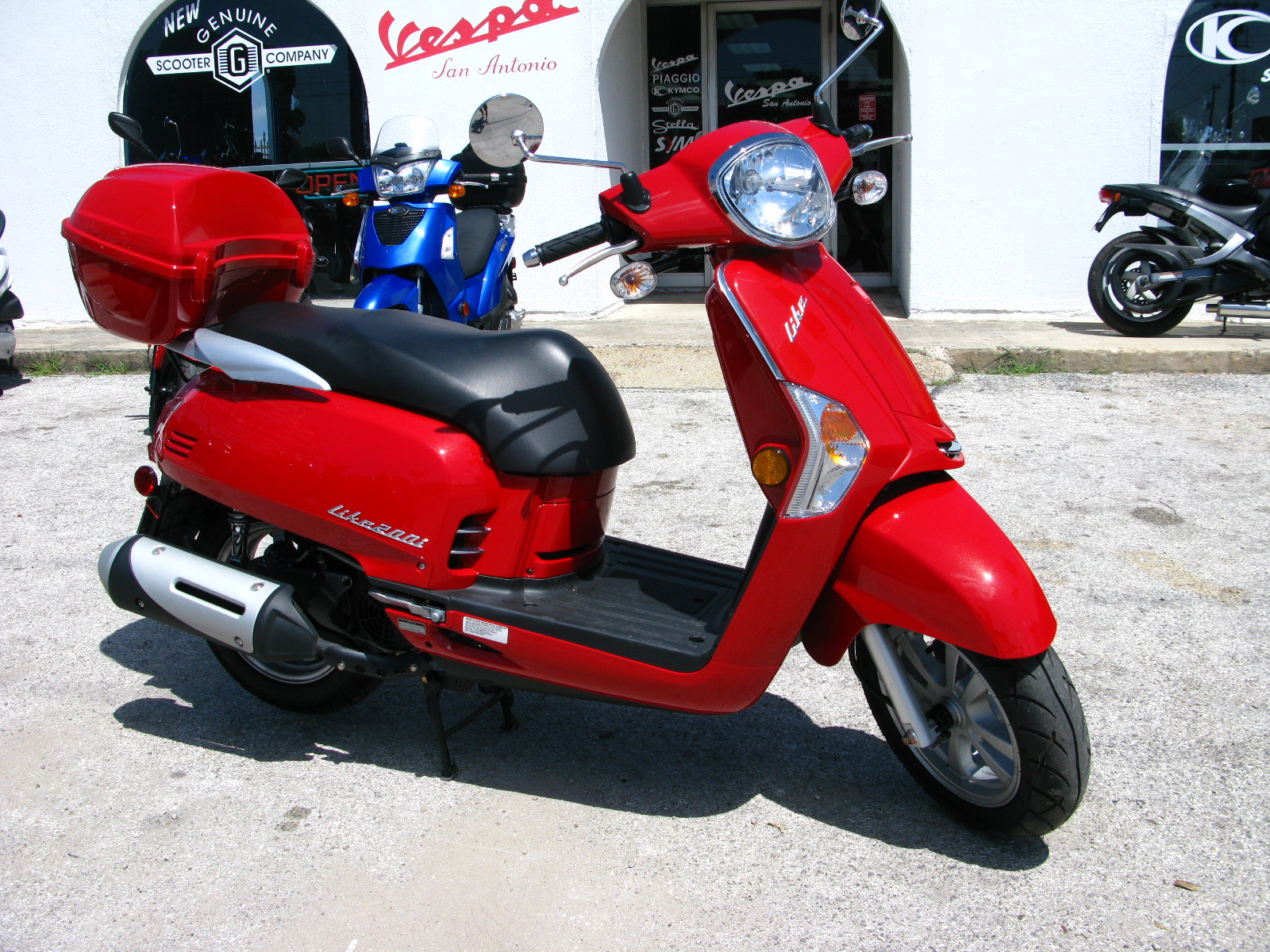 Kymco Like 200i 2011 images #156523
