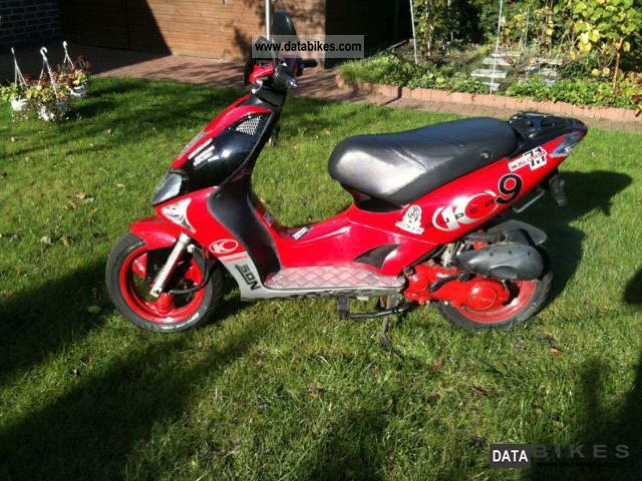 Kymco Super 9/50 2004 images #101535