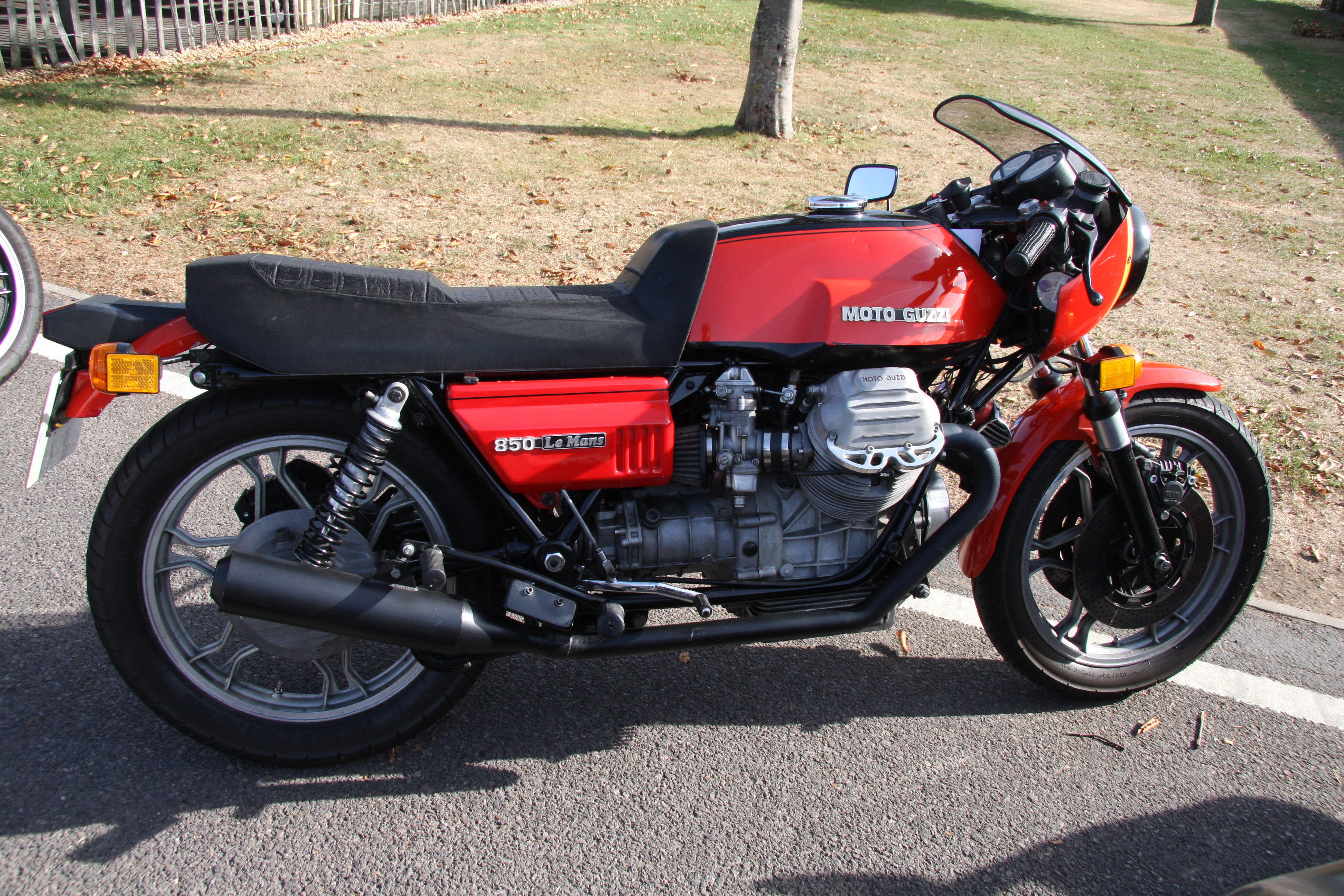 Moto Guzzi California 75 images #108456