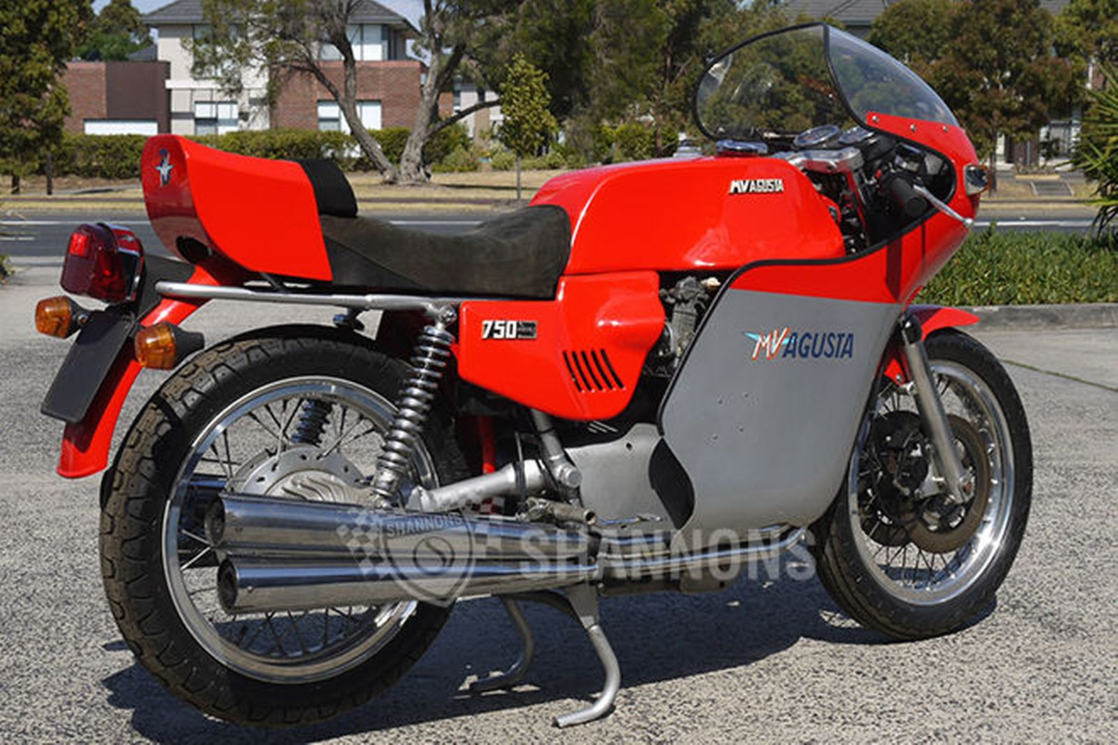 MV Agusta 750 S images #113175