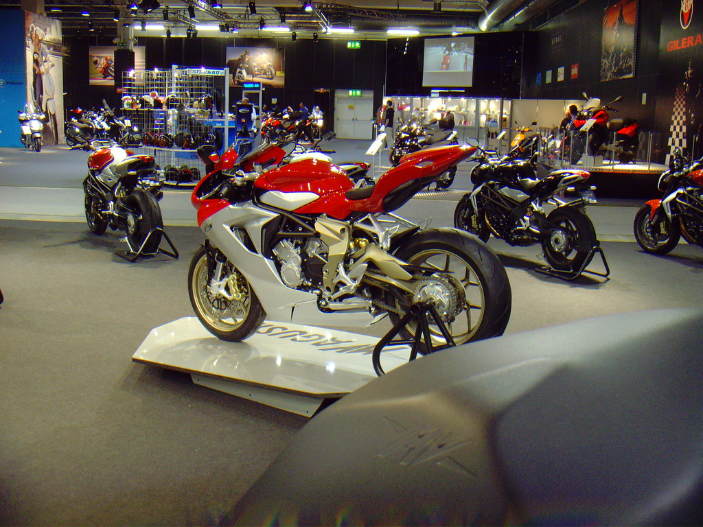 MV Agusta F3 2011 wallpapers #139968