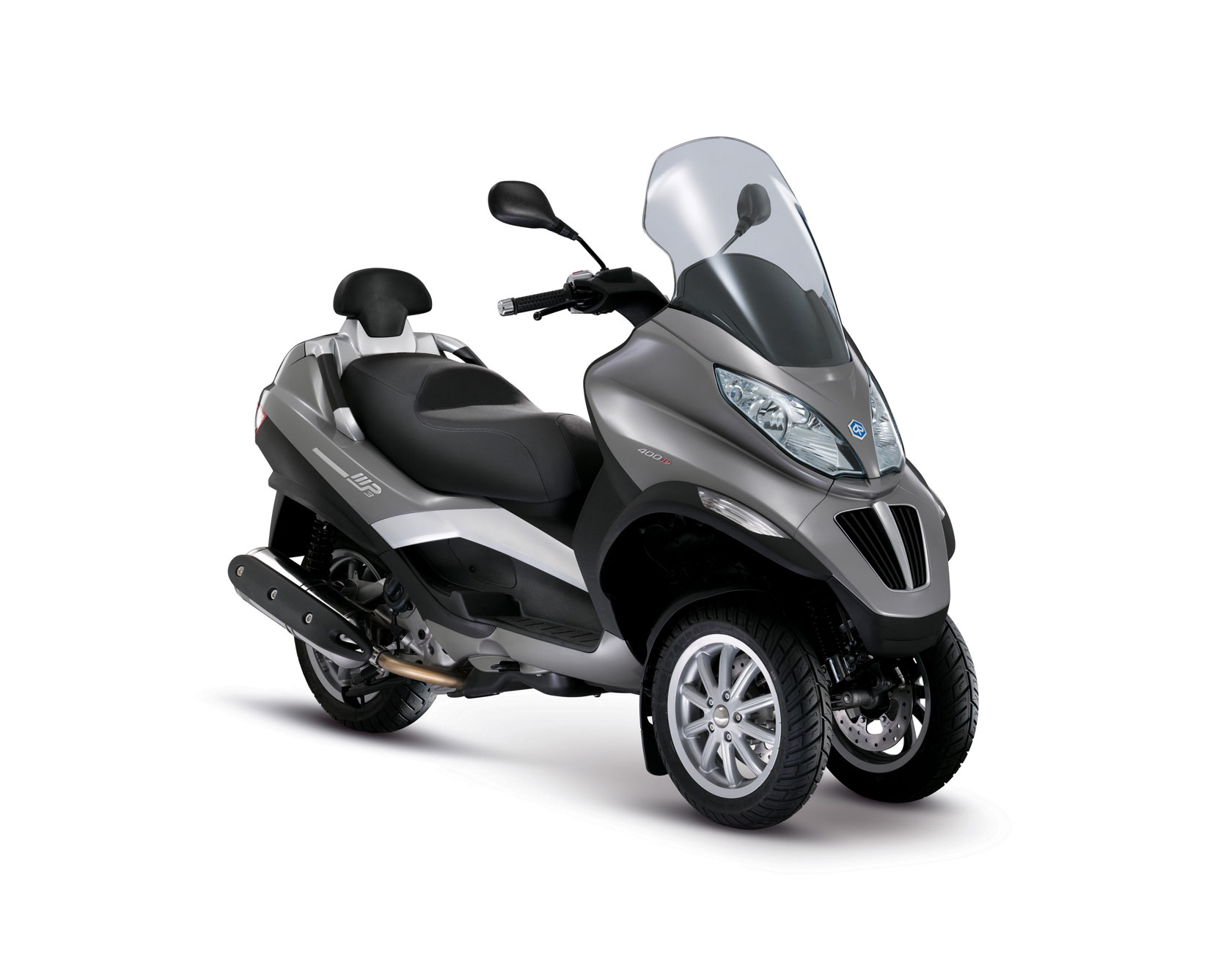 Piaggio MP3 400 2008 images #120073