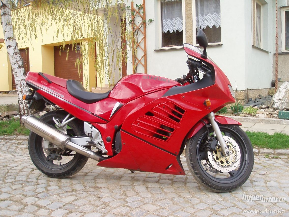 1994 suzuki rf 600 r pics specs and information. Black Bedroom Furniture Sets. Home Design Ideas