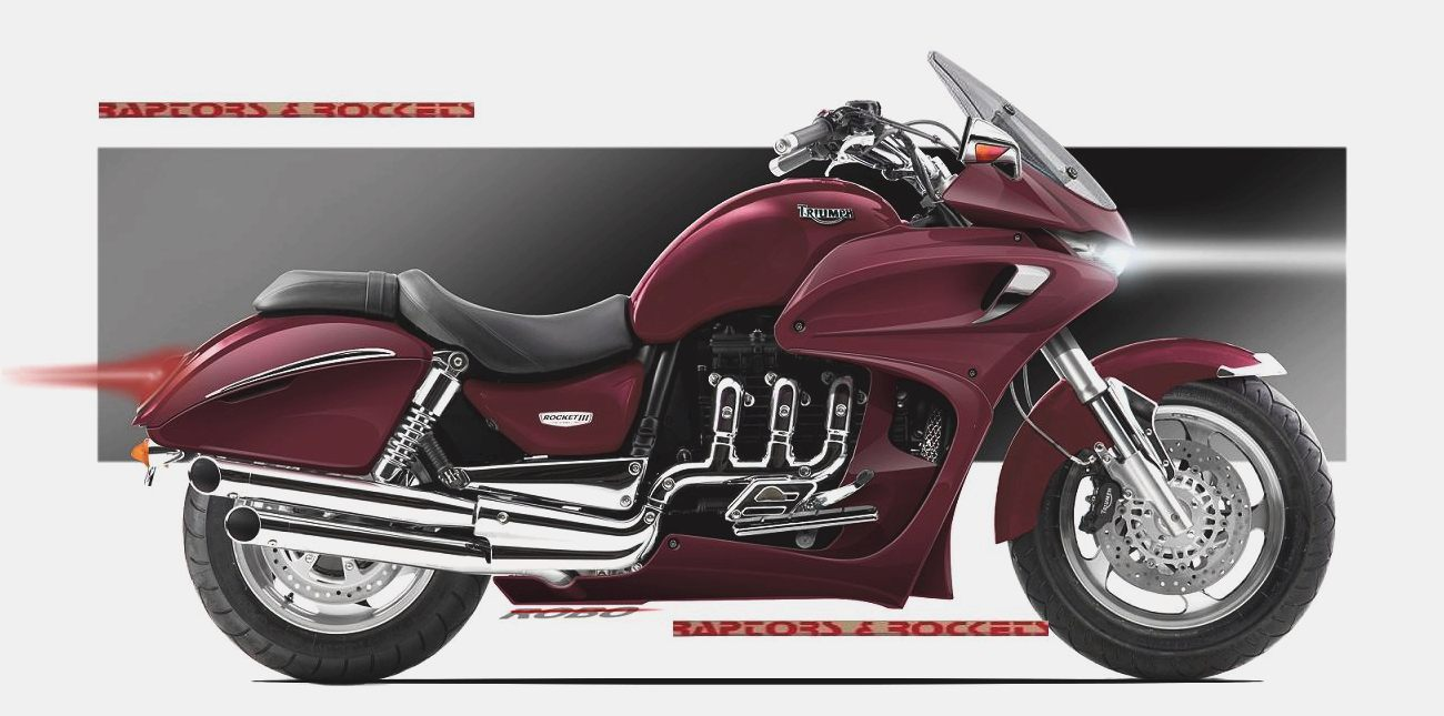 Triumph Rocket III 2006 images #125817