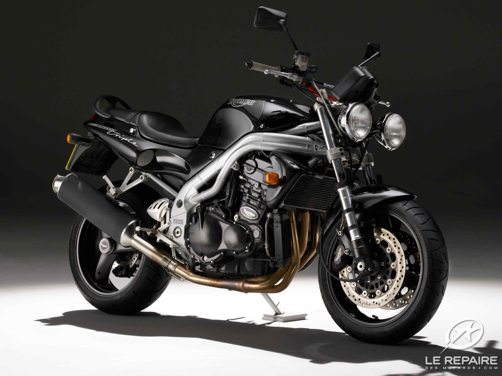 Triumph Speed Triple T509 1997 wallpapers #130545