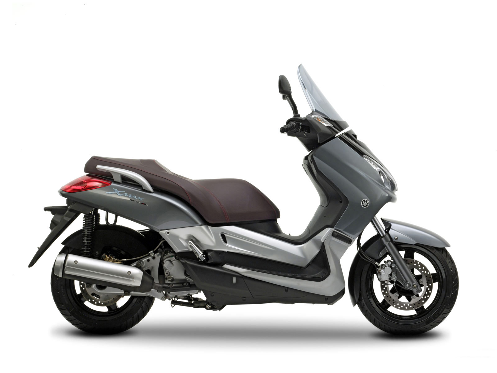 Yamaha X-City 250 2009 images #155930