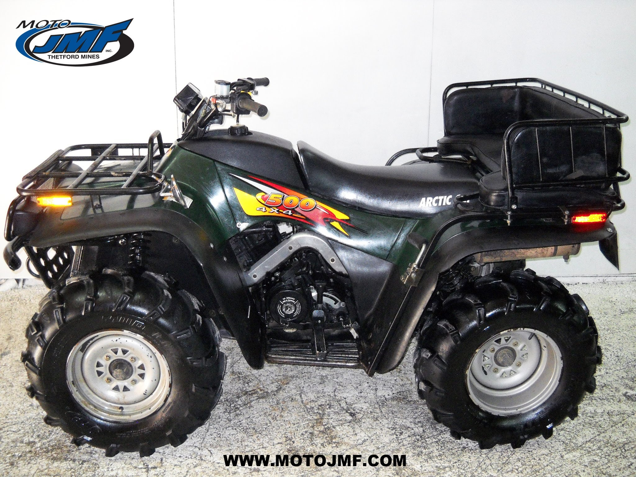Arctic Cat 500 1999 images #92016