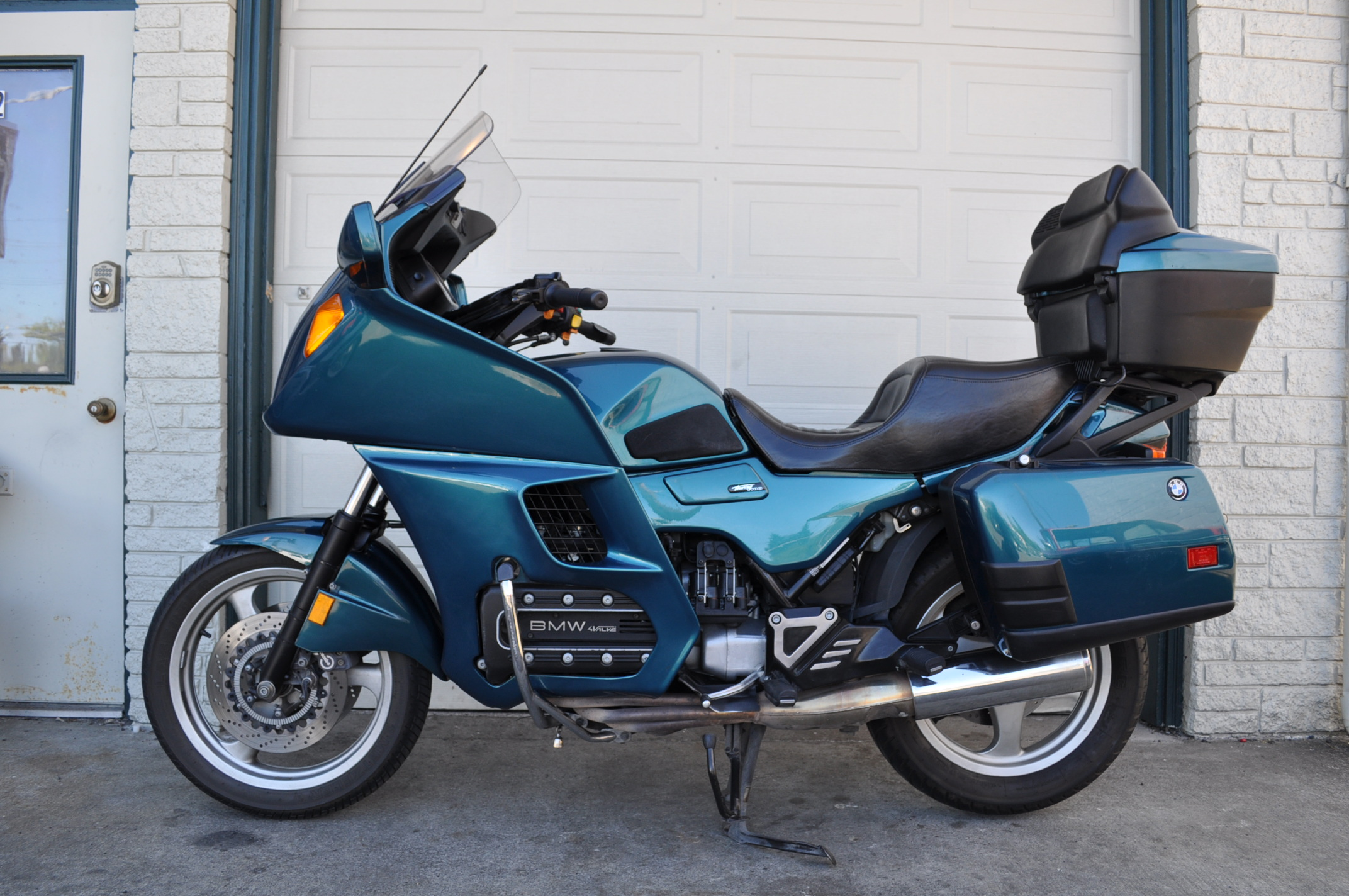 Bmw K1100lt Pics Specs And List Of Seriess By Year