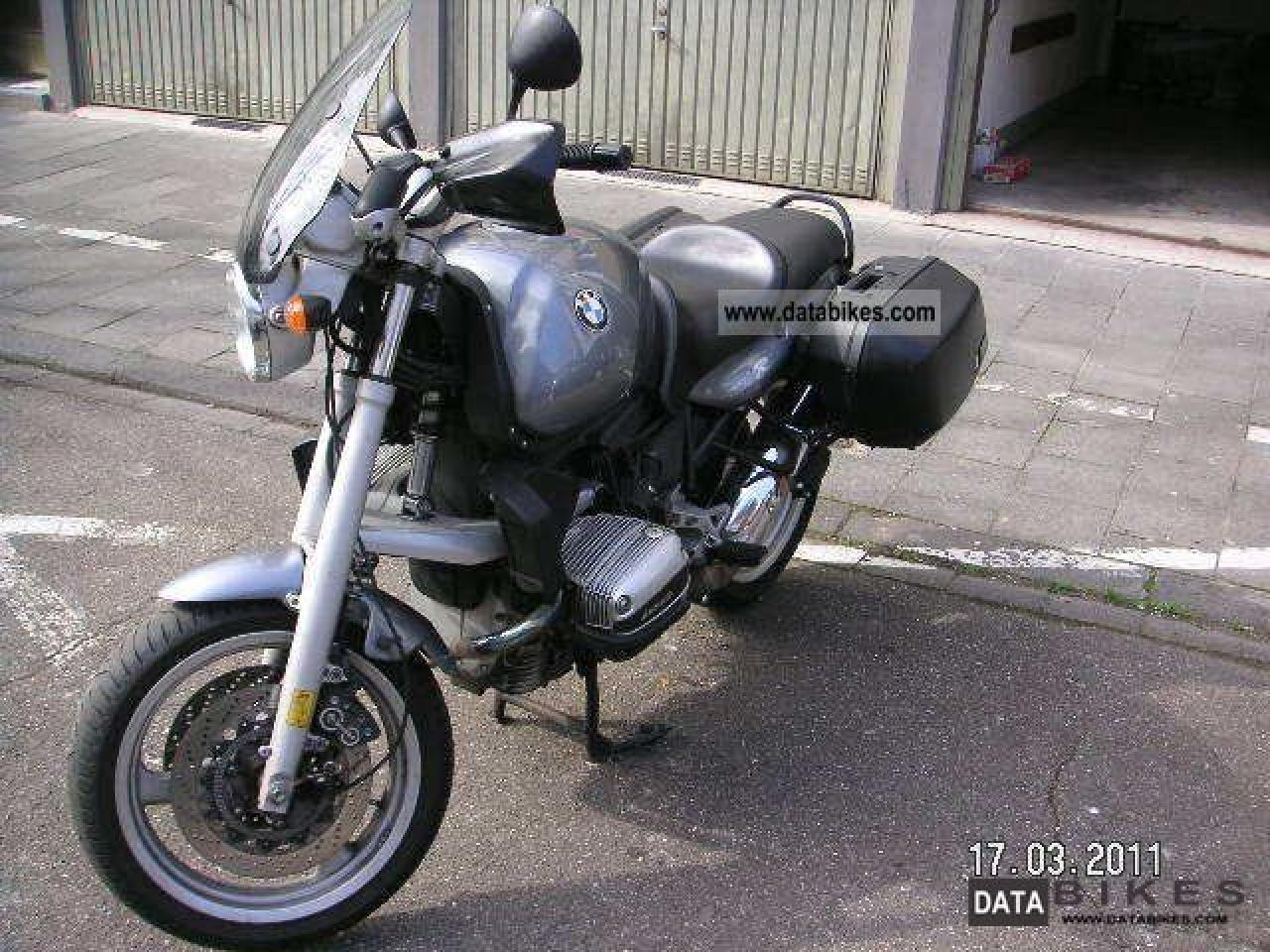 BMW R1100RS 1996 images #9919