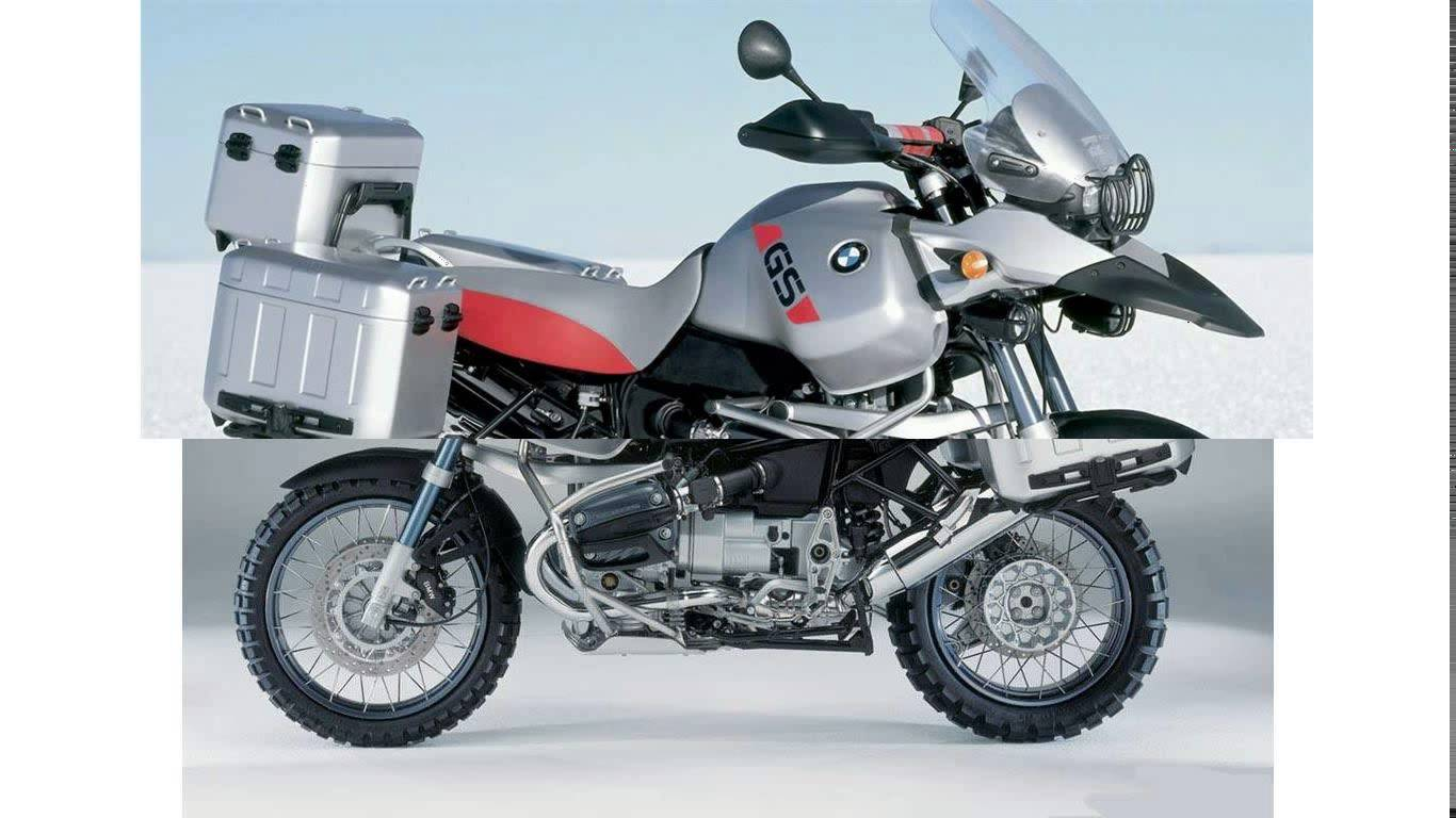 BMW R1150GS Adventure 2004 images #77830