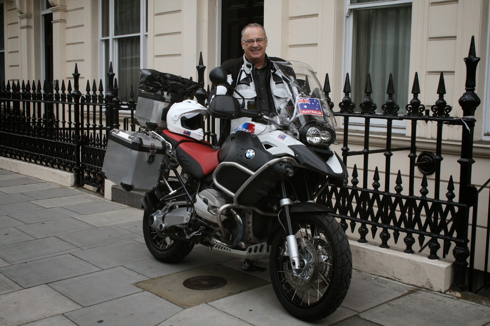 BMW R1200GS Adventure 2010 images #78324