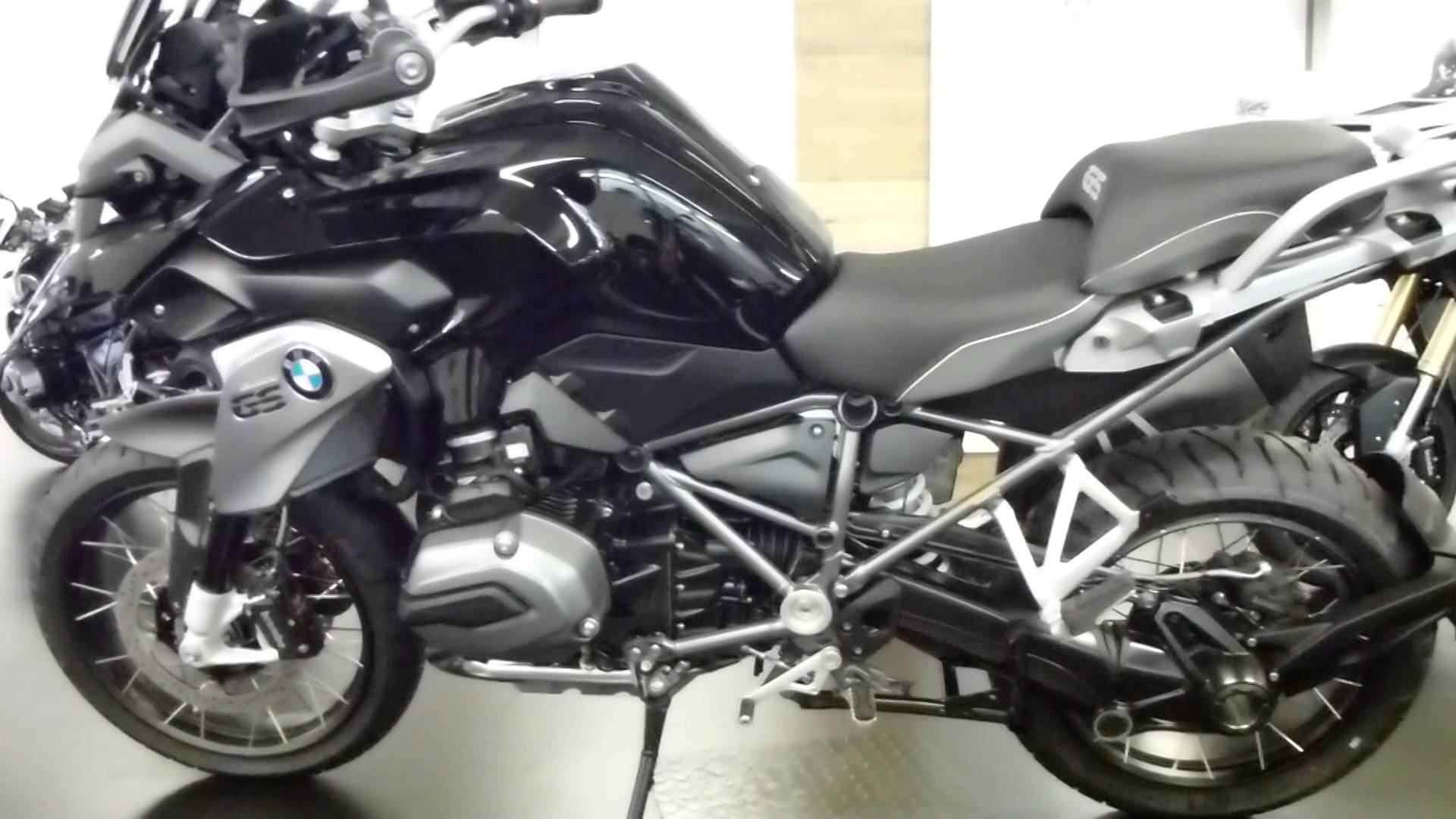 BMW R1200GS Adventure Triple Black images #8630